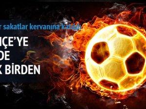 Fenerbahçe Rize'den sakat dönüyor!