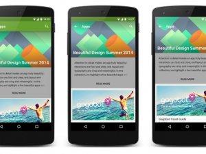 Google Play Store 5.4.10 sürümüne güncellendi