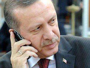 Erdoğan'dan Eczacıbaşı'na tebrik