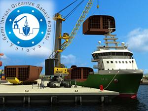 Yalova Gemi İhtisas Organize Sanayi Bölgesi, rant bürokrasisine kurban ediliyor