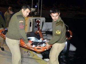 Bodrum'da başı ve kolları olmayan ceset bulundu