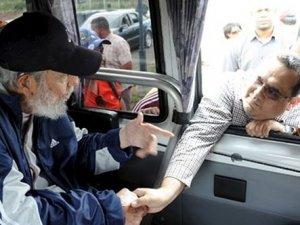Castro 14 ay sonra halk içine çıktı