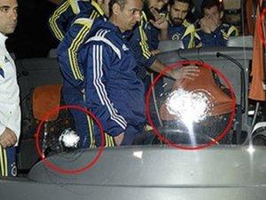 Fenerbahçe otobüsüne yapılan saldırıya soruşturma başladı