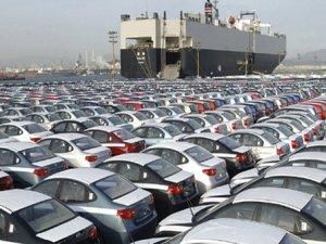 Otomotiv ihracatında sert düşüş