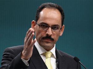Cumhurbaşkanı Sözcüsü İbrahim Kalın'dan internet erişimi açıklaması