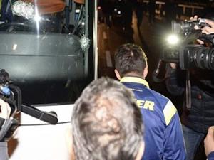 Fenerbahçe otobüsüne saldırıyla ilgili iki zanlı yakalandı