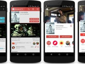 Google Play Store 5.4 sürümü yayınlandı