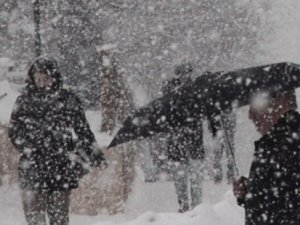 Güneşe aldanmayın! Meteoroloji'den kar uyarısı