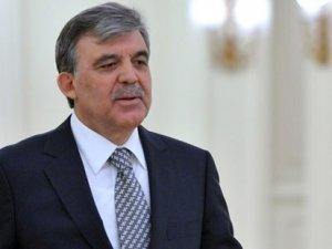 Abdullah Gül'den milletvekili liste açıklaması