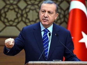 Cumhurbaşkanı Erdoğan yine muhtarlara konuştu. Basına verdi veriştirdi