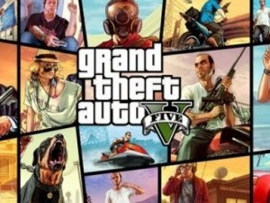 GTA V'in korsan sürümü internette!