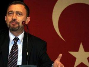 Baro Başkanı'ndan Erdoğan'a yanıt : Ey Cumhurbaşkanı