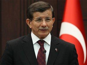 Başbakan Davutoğlu: Aday listesine Erdoğan'ın müdahil olması söz konusu değil