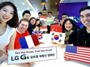 LG G4'ü herkesten önce siz kullanın