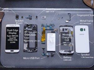 Samsung'dan Galaxy S6 Edge için sıfırdan toplama videosu geldi