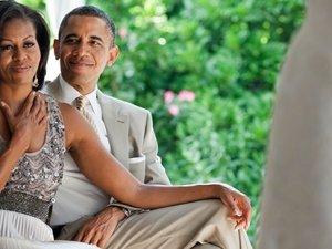 Obama ailesinin yıllık gelirleri belli oldu