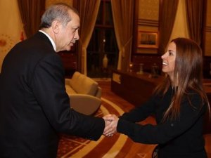 Niran Ünsal'dan Cumhurbaşkanı Erdoğan'a şarkı