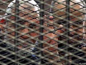 Müslüman Kardeşler'e idam cezası