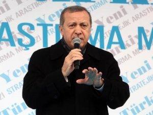 Erdoğan'dan terör saldırısıyla ilgili ilk açıklama