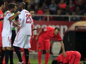 Sevilla 2-2 Barcelona