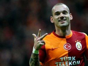Ve Sneijder için karar verildi