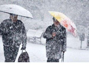 Dikkat! Bu illere kar uyarısı