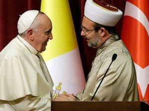 Diyanet'ten Vatikan'a 'soykırım' tepkisi