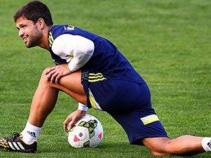 """Fenerbahçe'den Diego'ya: """"Görüşürüz!"""""""