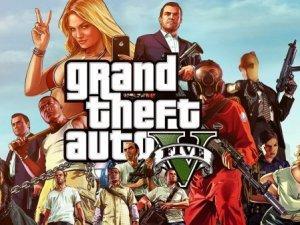 Yok böyle bir oyun: GTA 5!
