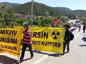 Akkuyu'nda beklenmedik eylem: Çevreciler 'nükleerciler'i içeri hapsetti