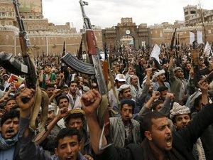 Husi isyancılarına silah ambargosu kalktı