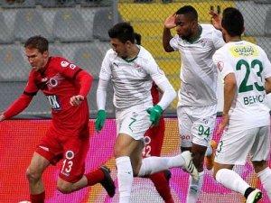Bursaspor yarı finalde!
