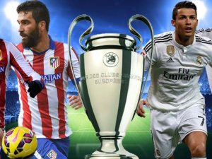Atetico Madrid — Real Madrid maçı özeti ve golleri