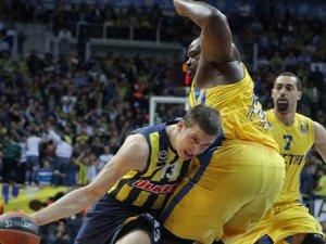 Fenerbahçe Ülker 80 - 72 Maccabi Electra