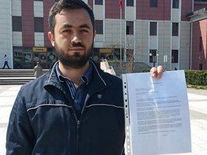 CHP reklamını şikayet eden kişi önce esnaftı şimdi genel yayın yönetmeni