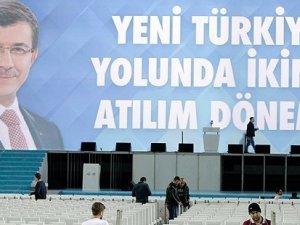 AKP seçim beyannamesi açıklandı