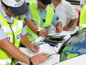 Sürücüler en çok cezayı emniyet kemerinden yiyor