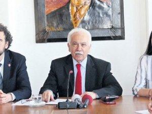 Vatan Partisi lideri Perinçek CHP'le birleşme şarını açıkladı