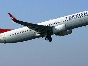 THY uçağında bomba ihbarı: Uçak Türkiye'ye döndü