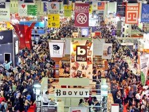 20. İzmir Kitap Fuarı yarın açılıyor