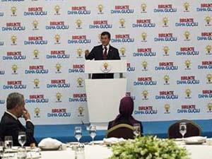Başbakan Davutoğlu'ndan flaş '3 dönem' açıklaması