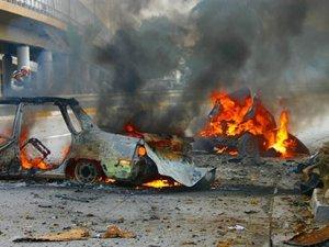 Irak'ta ABD Konsolosluğu önünde patlama: 2 Türk öldü