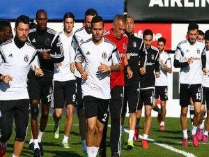 Beşiktaş, Kasımpaşa maçına hazır