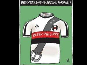 Beşiktaş Kulübü'nden karikatür açıklaması