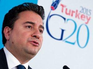 """""""G20 yüksek temsiliyet gücüne sahip"""""""