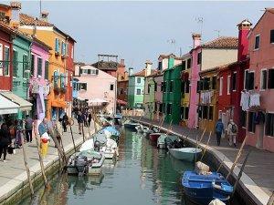Renklerin binalarla harmanlandığı yer: Burono
