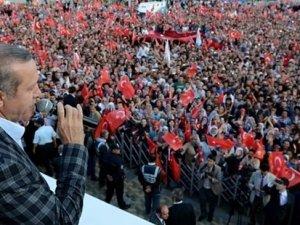 Cumhurbaşkanı Erdoğan tüm Türkiye'yi dolaşacağını açıkladı