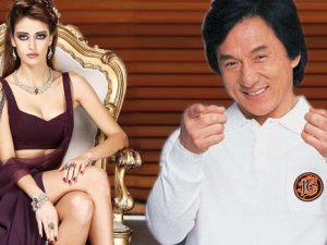 Jackie Chan'in yeni keşfi