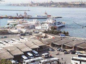 Harem otogarı Ataşehir'e taşınıyor
