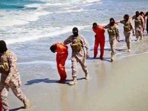 IŞİD'den yeni katliam videosu